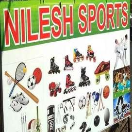 Nilesh sports
