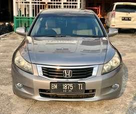 Di Jual Cepat Honda Accord Vti-L 2,4cc AT 2008 Tangan pertama Cantik x