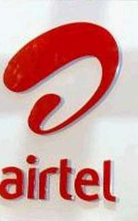 rgent Walk In Airtel Head Office.  *No Target/No Charges/No Pressure.