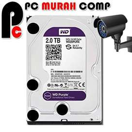 """HDD 3.5"""" inch WD Purple 2TB CCTV"""