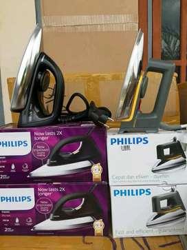 Setrika Philips Classic HD 1173 Garansi 1thn