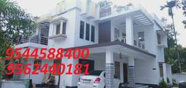 9 cent plot with 2800 sq.ft 4 BHK house in kollam thattamala