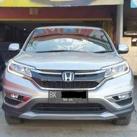 ISTIMEWA ODO 55RB Honda CRV 2.4 Matic 2015/2016
