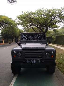 DEFENDER 1995 Upgrade Puma