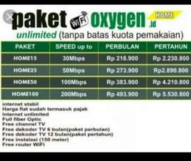 internet oxygen