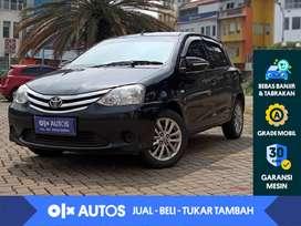 [OLXAutos] Toyota Etios 1.2 E M/T 2014 Hitam