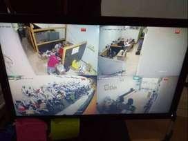Hasil MEMUKAU Bangettt harga terjangkau || promo CCTV 2mp SPC> >