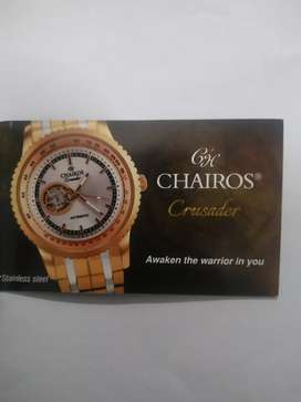 CHAIROS Crusader Automatic