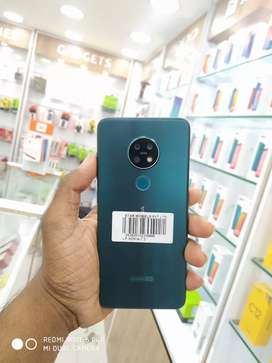 Nokia 7.2 4gb ram 64gb green color