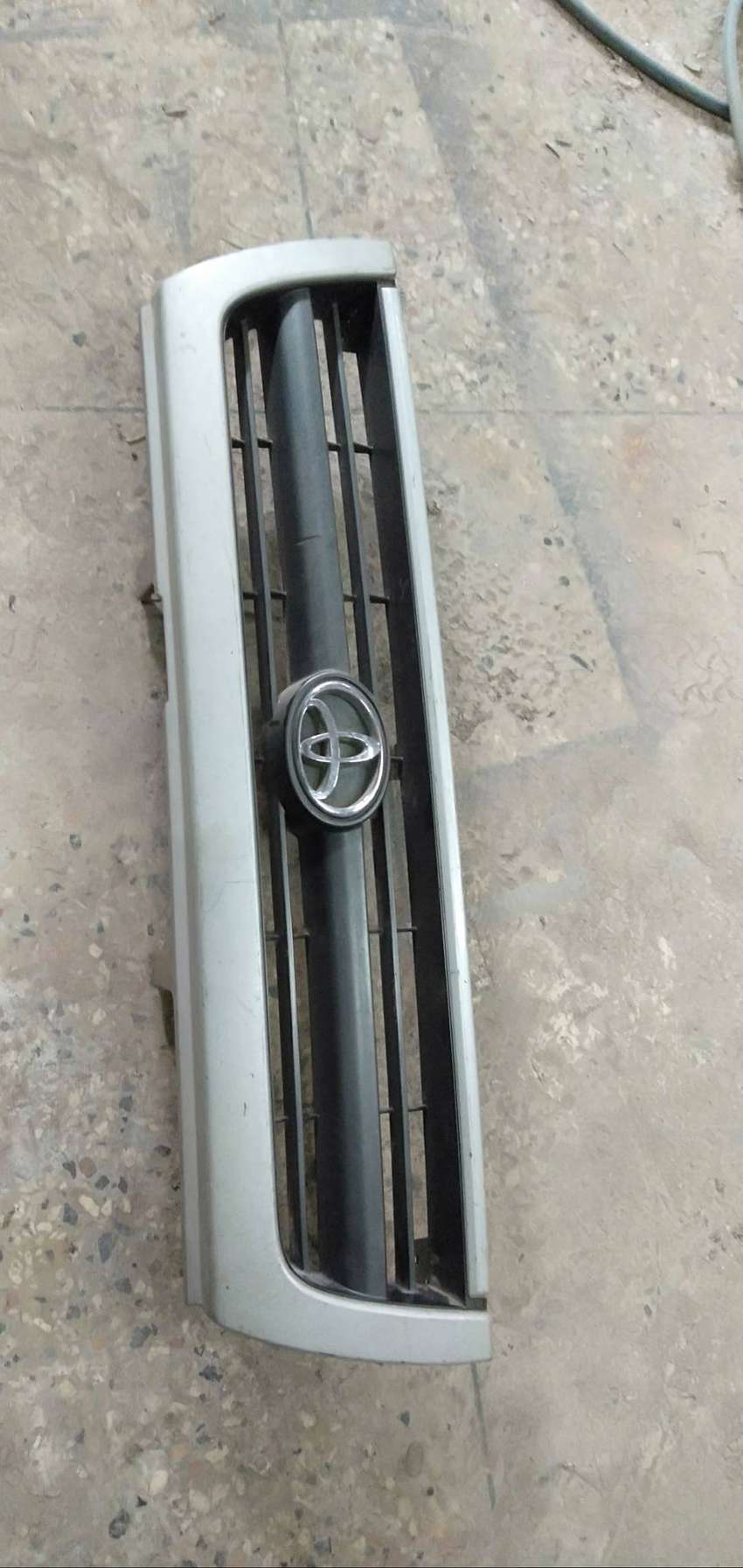 Surf 2003 front grill 0