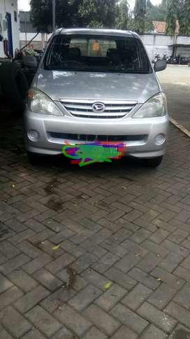 Jual mobil kesayangan, mobil Xenia tahun 2004 surat kumplit