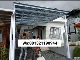 Canopy Alderon, Canopy Kaca, Canopy Polycarbonate, Dll