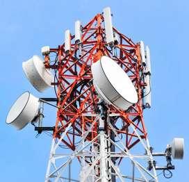 Vodafone Idea 3G/4G Tower Jobs Offer
