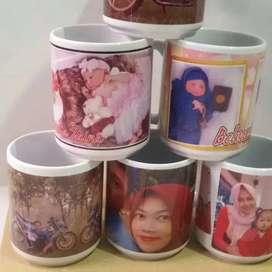 Mug sablon & souvenir