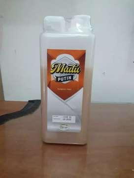 Madu Putih Mabruk 1kg