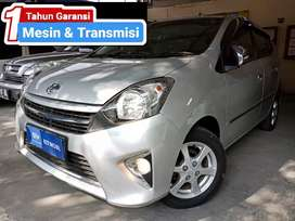 Toyota Agya G 1.0 MT manual 2015