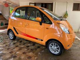 Tata Nano LX 2012 June Model Special Edition with alloy wheels  etc.