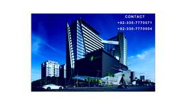 Service apartment with lavish interior with hotel amenities for sale