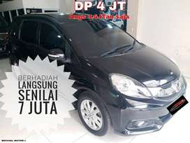 Honda Mobilio DP4JT E Bukan RS MT 2014 MURAH BERGARANSI Siap pakai