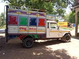 Mahindra bolero pickup