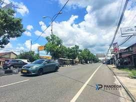 Tanah Dekat Bandara Adisucipto Cocok Apartemen di Tepi Jln Solo Km.7 .