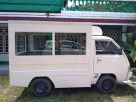 Food truck Colt T120ss