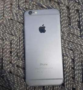 i phone 6. 16 gb silver