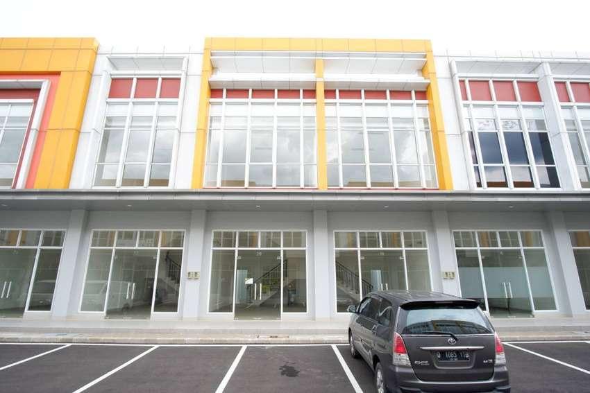 Disewakan Ruko Magna Commercial Summarecon Bandung 0
