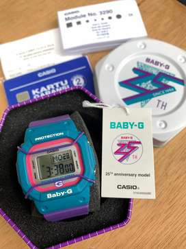 Casio Baby-G Limited Editon for Woman