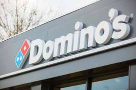 Dominos hiring for delivery boys/Biker/ Field executive in NCR-Delhi