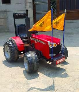 Tractor for children