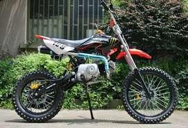 Brand New Different 125cc Dirt Bike