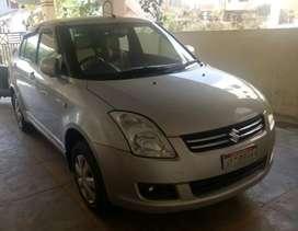 Maruti Dezire single handled less used car for sale