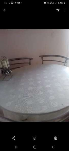 Round new dinning table