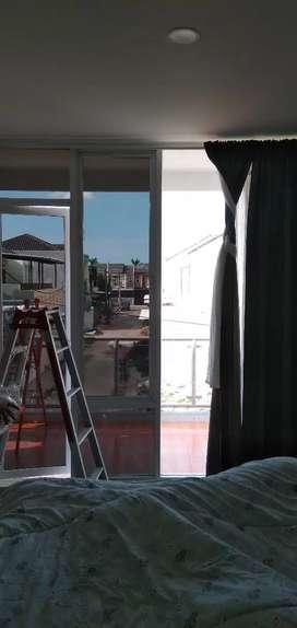 Kaca film gedung dan perkantoran
