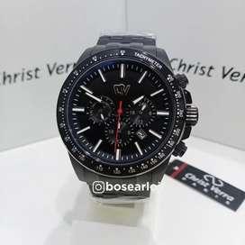 Jam Tangan Christ Verra CV 10368G-16 BLK