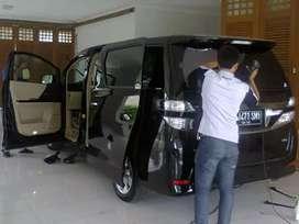 Sumber variasi aksesoris kaca film mobil dan gedung harga ekonomis