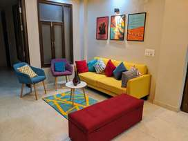 Luxury 2 BHK Floor on Beri Road, Main NH 8