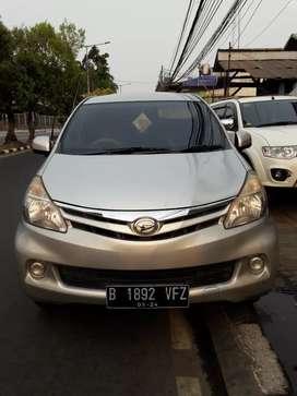 Daihatsu xenia M 1.0 manual silver istimewa Orisinil