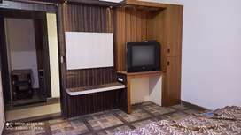 1bhk 2nd floor independent furnished house available for rent