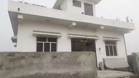 A semi furnished house in Bhagwanpur kuladiya, rudrapur