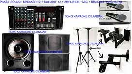 paket sound system untuk mushola