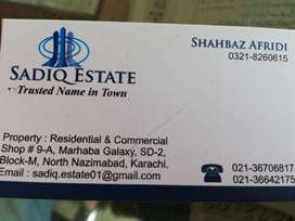 Brand new appartment in block A Shah Heights