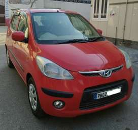 Hyundai I10 Asta 1.2 Automatic Kappa2 with Sunroof, 2008, Petrol