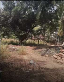 80 cents land for sale kinnigoli kateel main road murkaveri junction