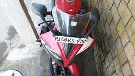 Yamaha R15 2008