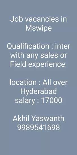 we are looking for sales executives to work with our company