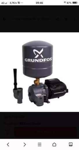 JET PUMP GRUNDFOS 40 MTR GRESS