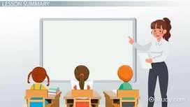 Online/offline teacher