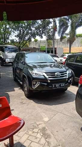Toyota fortuner dijual